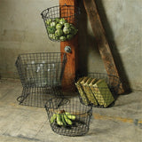 Darby Wire Basket | Rectangle