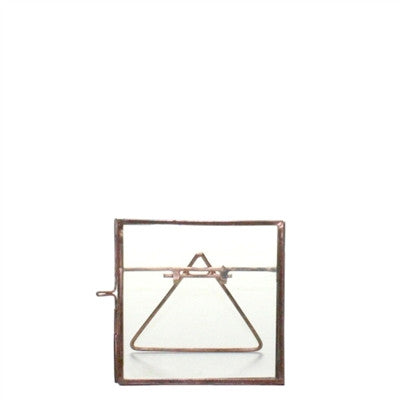 Copper Easel Frame | 4 x 4