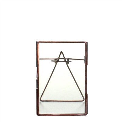 Copper Easel Frame | 4 x 6 Vertical