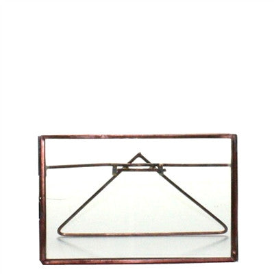 Copper Easel Frame | 4 x 6 Horizontal