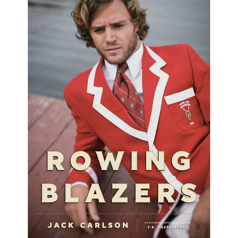 Rowing Blazers Book