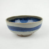 Colander Blue Accent approx. 6 1/2 x 3in