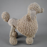 MonkeyBiz Small Cream Poodle