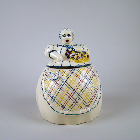 1942 Abingdon 471 Little Old Lady Cookie Jar