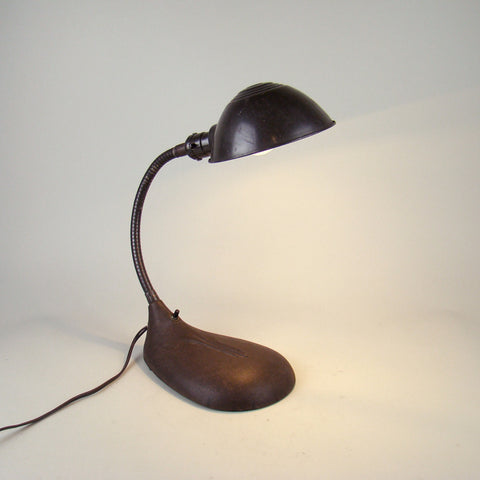 Electrex Wide Base Desk Lamp