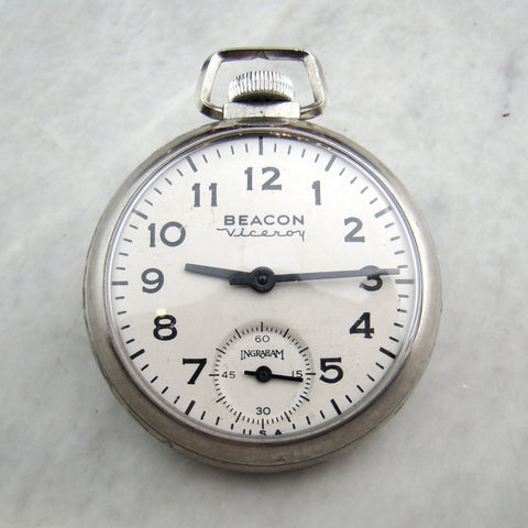 Vintage Beacon Pocket Watch