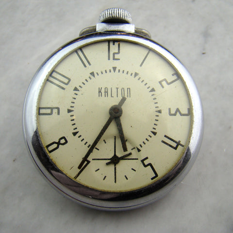Vintage Kalton Pocket Watch