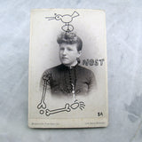 Nest Egg Cabinet Card