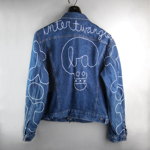 Intertwangled Denim Jacket