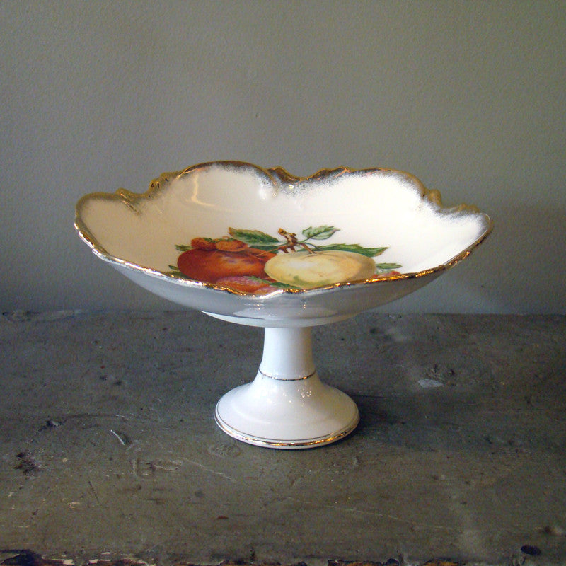 Vintage Small Fruit Compote
