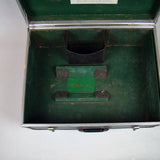 Vintage MSA Air Mask Trunk Green
