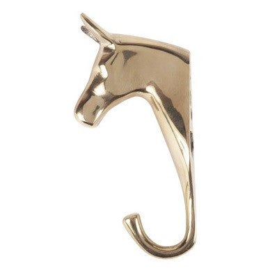 Brass Horse Hook