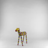 MonkeyBiz 004 Multi Stripe Bokkie