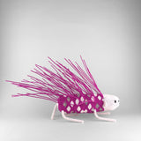 MonkeyBiz Pink Medium Porcupine
