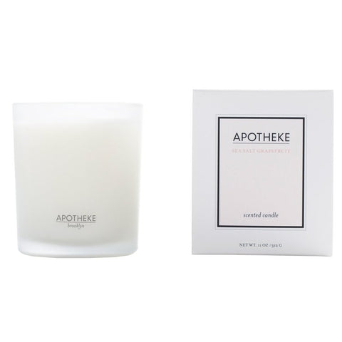 Apotheke Soy Candle Sea Salt Grapefruit