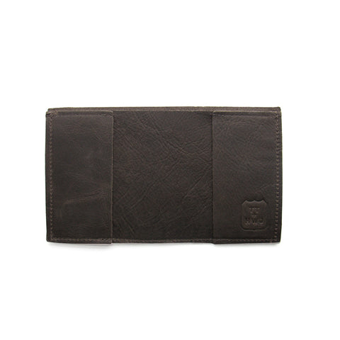 Drew Wallet | Chocolate
