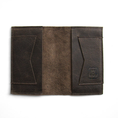 Jason Wallet | Chocolate