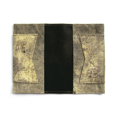 Jason Wallet | Olive Distress