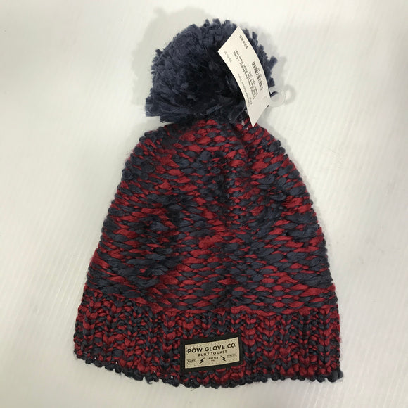POW Glove Company Pom Hat: Pre-Owned (15FYAP)