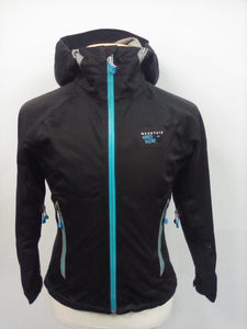 MHW Hooded Shell Jacket - Women Small - Previously Owned (New approx $290) SKU:1ZZVYE