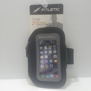 Fitletic Surge Phone Armband L/XL - (ZZGVGCblack) - New w/Packaging