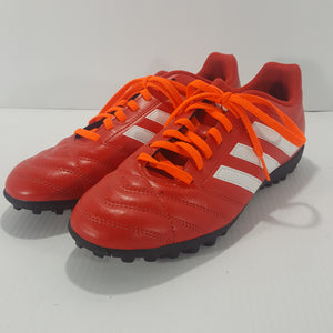 Adidas Traxion Soccer Turf Cleats - Men 8.5 - (appox $150 new) - (73DHCA)
