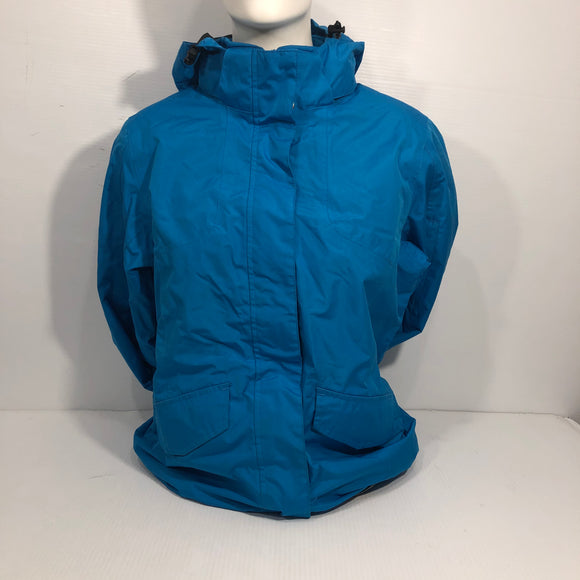 Misty Mountain Fleece-lined Shell Jacket - Women's Medium - Pre-owned (7N3GXL)