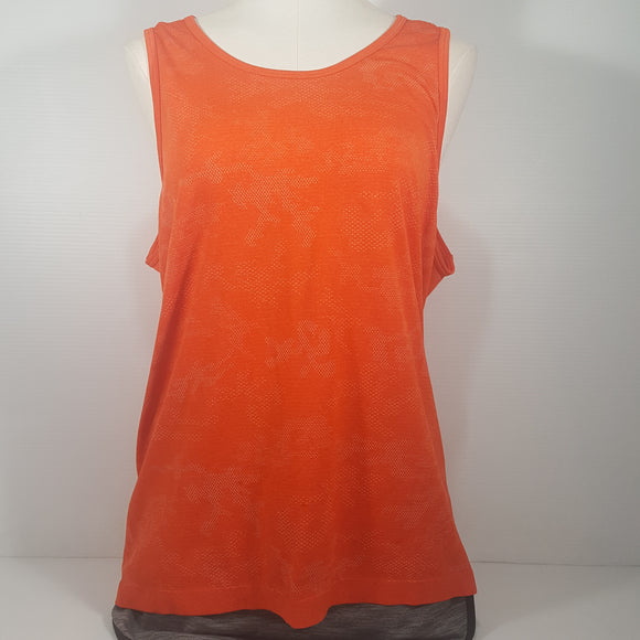 Lululemon Tank Top - Women L - (New approx $60) (88C9HG)