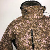 Salomon Hooded Winter Jacket, Pink, Women's M, Previously Owned (SKU: 958EJR)