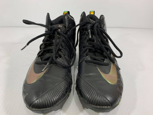 Nike FB Alpha Football Cleats - Men's 9 - Pre-owned (9HX3NH)