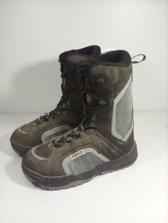 Justice Jr. Snowboard Boots - JR 3 - Pre-owned (9PNGBY)