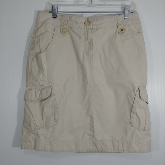 Sandwich Multi-Pocket Hiking Skirt - Women's 40 - Pre-owned (A3YDYA - B09)