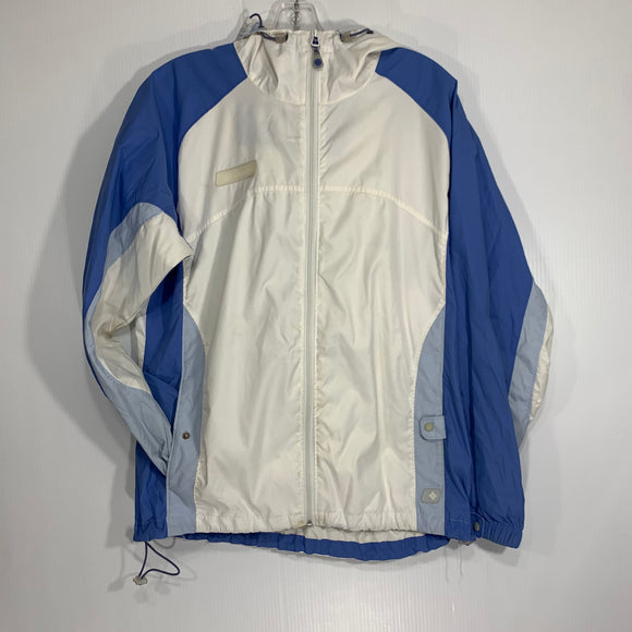 Columbia Alpine Night Hooded Shell - Women's Large - Pre-owned (CWNRFK - B07)