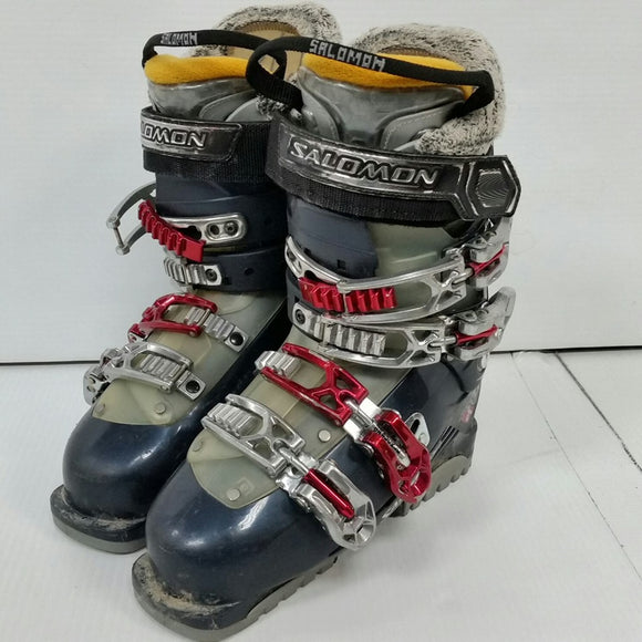 Salomon Irony CF Downhill Ski Boots (Approx: $280.00 New) - Size 277mm (DG2WGL)