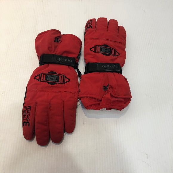 Reusch Triple System Ski Gloves - Unisex Medium - Pre-owned (E3B31L)