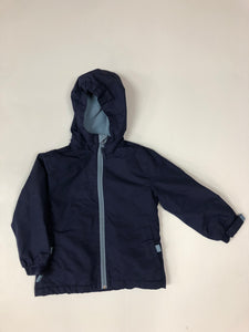 Alpinetek Kids WP Winter Jacket, Navy Blue, 4, Previously Owned (SKU: EESEZR)