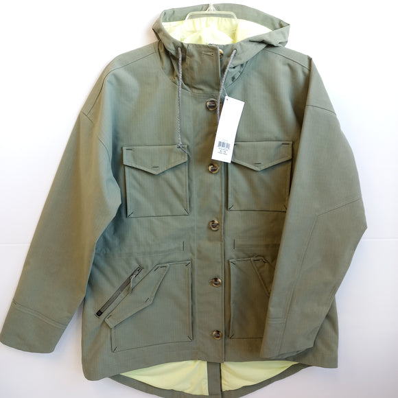 Mountain Hardwear NS Camp Shell Jacket - Women's XL -Pre-owned (HP3RKD)