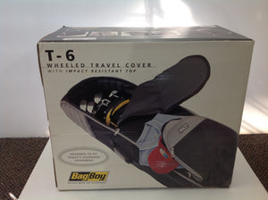 Bag Boy T-6 Wheeled Travel Cover ( SKU- HRZHD8 )