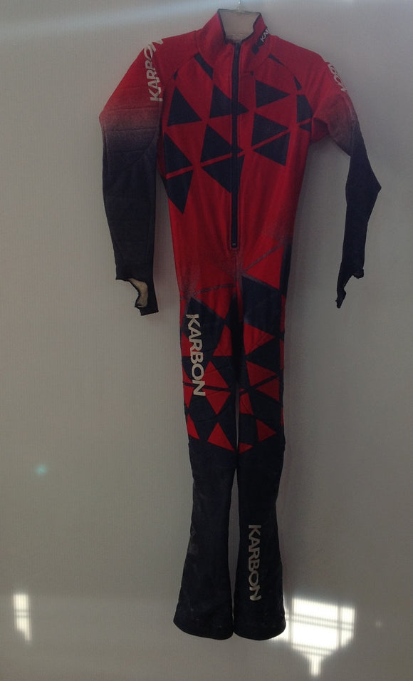 Karbon DH Racing Suit (NEW approx. $375)-previously owned (SKU: KQTJTA)