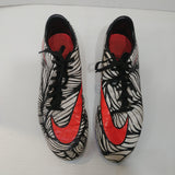 Nike Hypervenom Phinish Neymar 2 FG Outdoor Soccer Cleats - Men's 9.5 - Pre-owned (JGNKLA-B19)