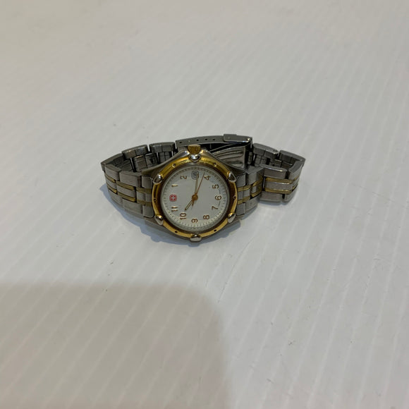 Wenger Stainless Steel Watch - Pre-owned (JLWU6U)