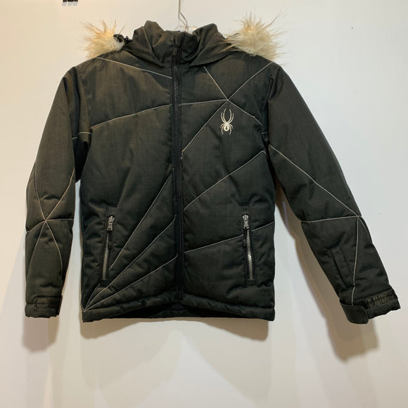 Spyder Youth Insulated Jacket - Youth Size 10 - Pre-owned (K7A84P)