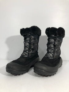 Columbia Omni-Heat Winter Boots - Women Size 11 - Pre-owned (NXBKTC)