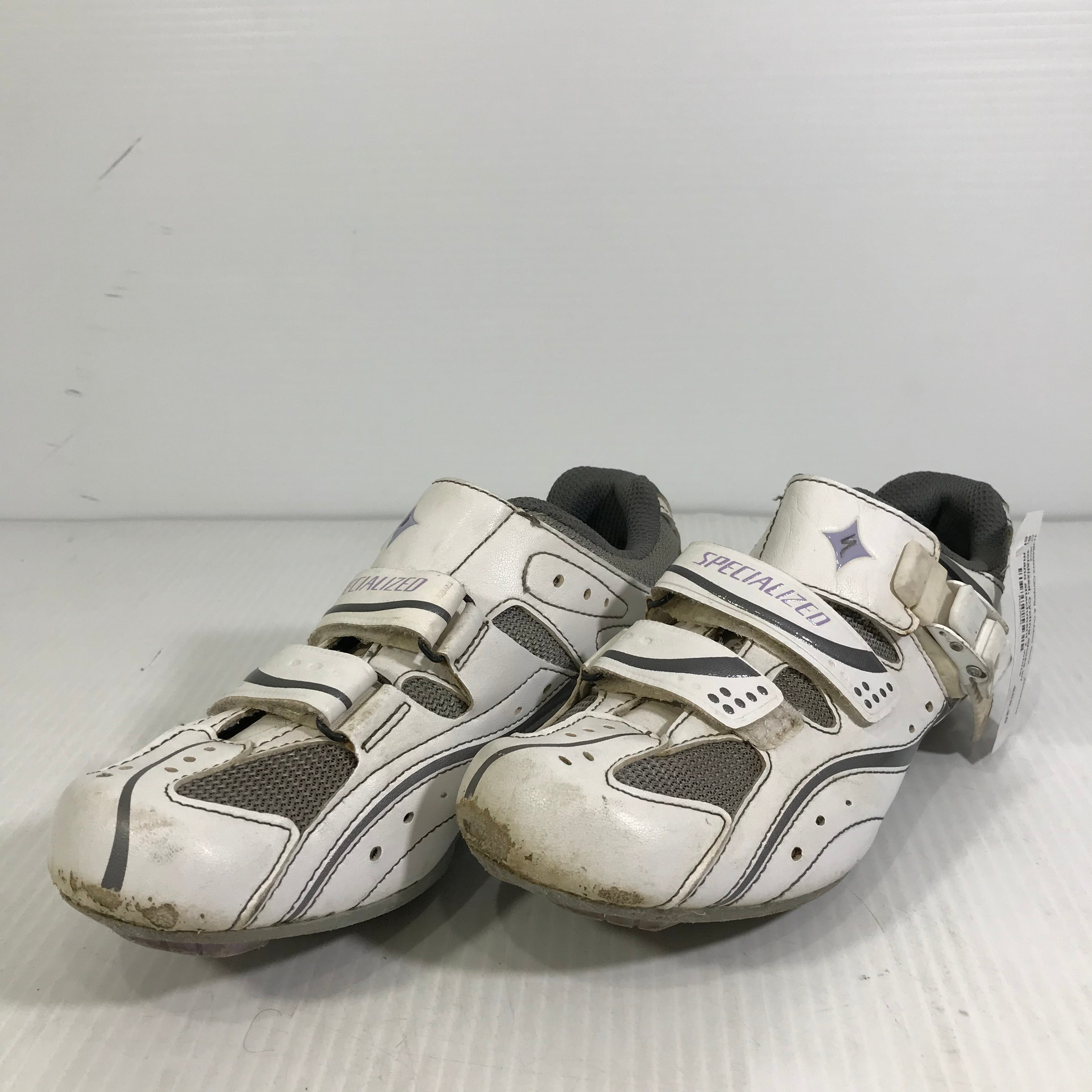 Specialized Cycling Shoes with Shimano Cleat - Women's Size 7 - Pre-owned (RGD54L)