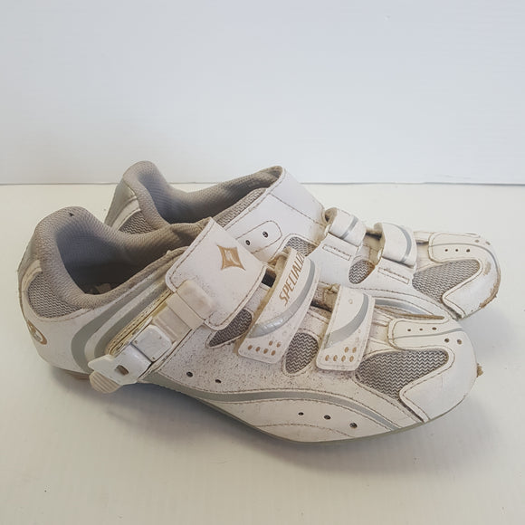 Women's Specialized Cycling shoes w/ Shimano Attachment (SKU: RLANTL)