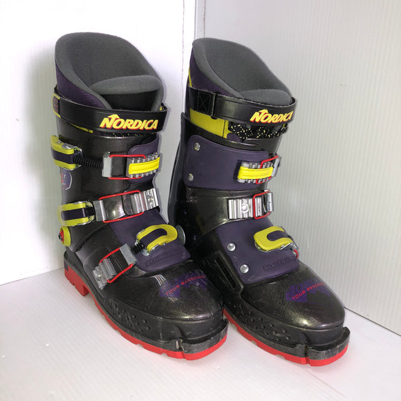 Nordica TR9 Alpine Touring Ski Boots, 260-265mm, Previously Owned (SKU: RSLEW3)