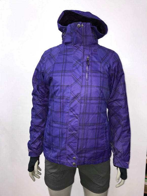 Columbia Thermalistic Interchange Jacket-Women's XS- Pre-Owned (RVHEHR- BIN 05)