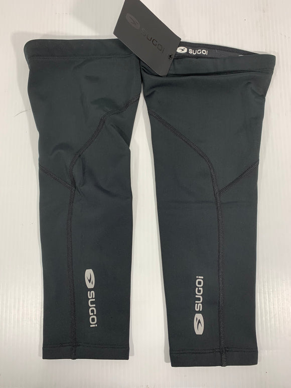 Sugoi MidZere Knee Warmers- Unisex Medium- New(S567RT)