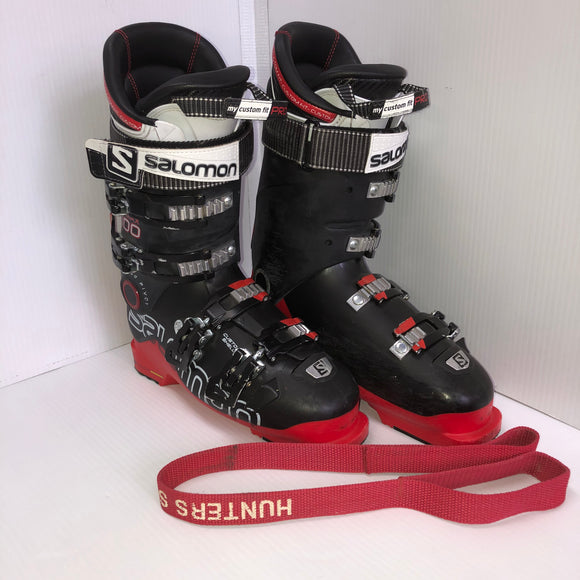 Salomon X-Max 100 Downhill Ski Boots, Men's 10 (Pre-Owned) (SKU: SAFJC9)