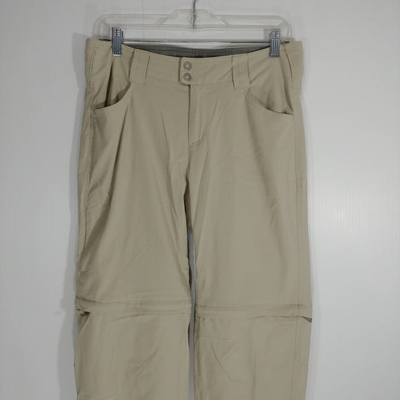 Columbia Zip-Off Hiking Pants - Women's 10 - Pre-owned (ST5PXJ-B10)